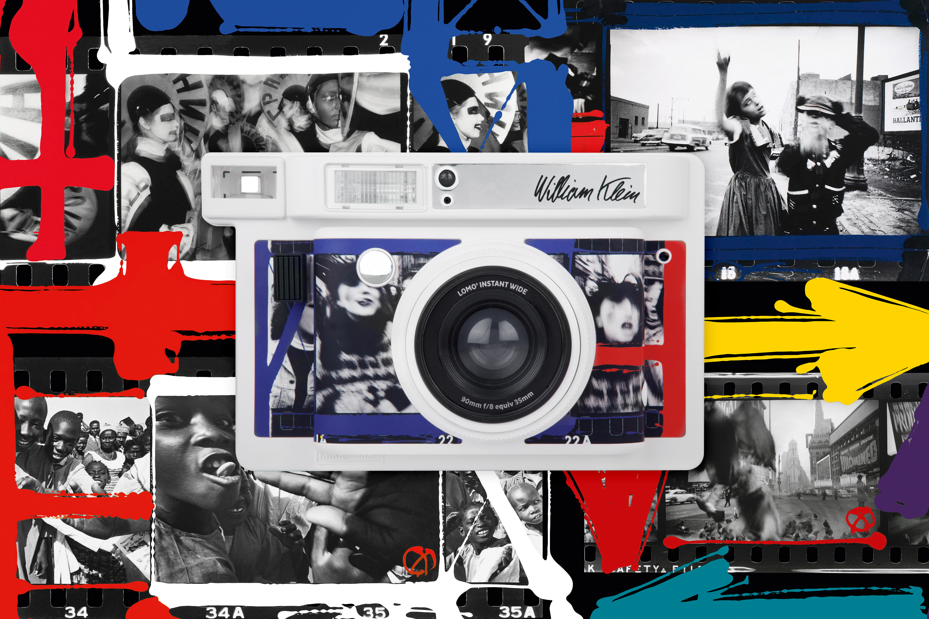 Lomo'Instant Wide William Klein (Pic: Lomography)