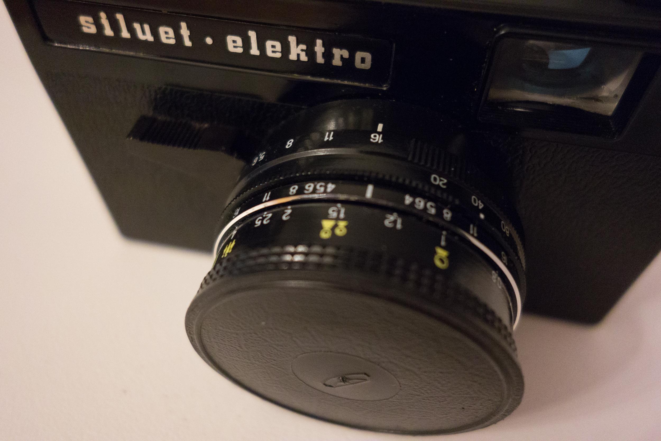 BelOMO Siluet-Elektro lens (Pic: Stephen Dowling)