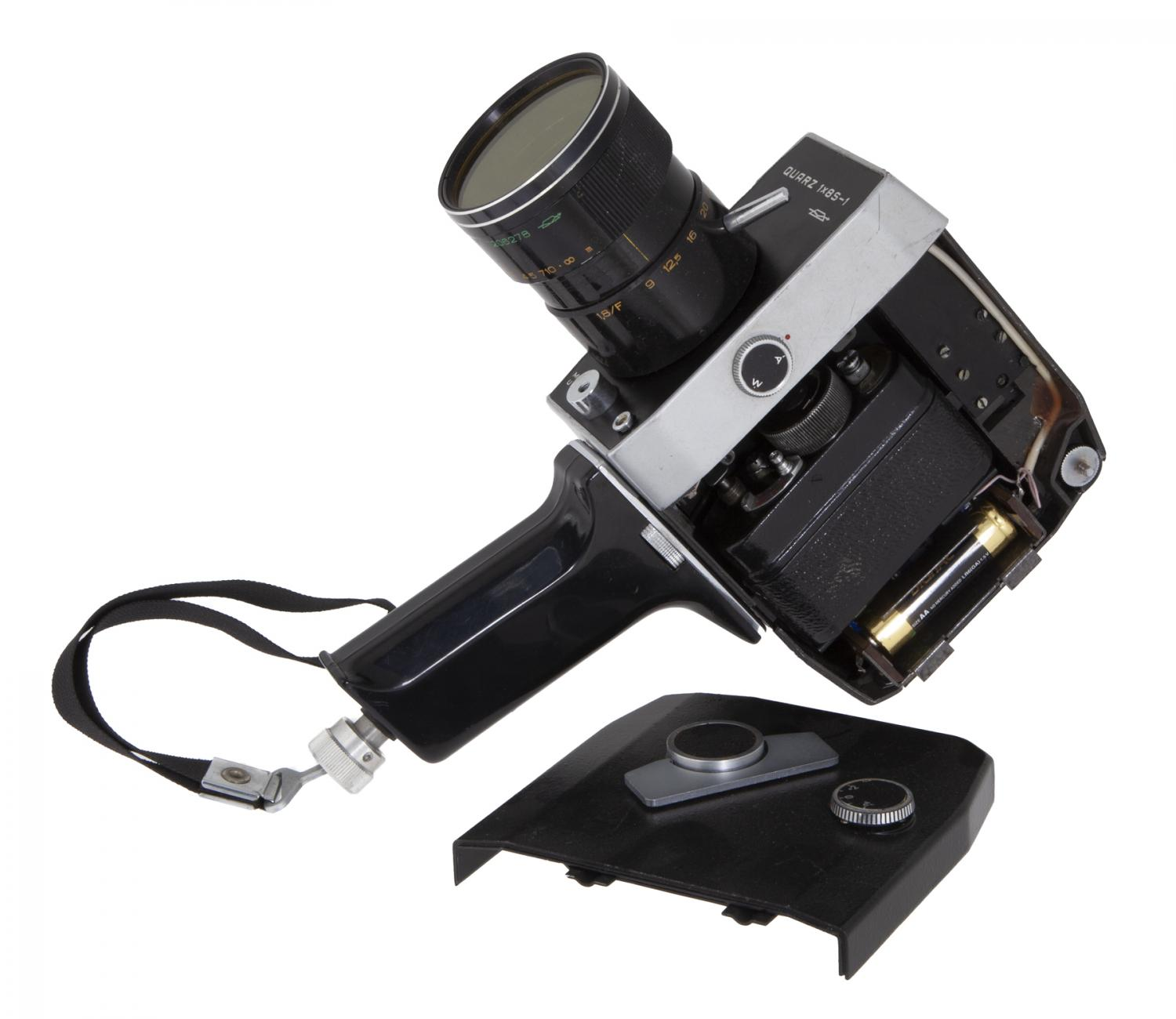 Hidden camera in movie camera (Pic: Julien's Auctions)