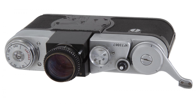 Zinnia camera (Pic: Julien's Auctions)