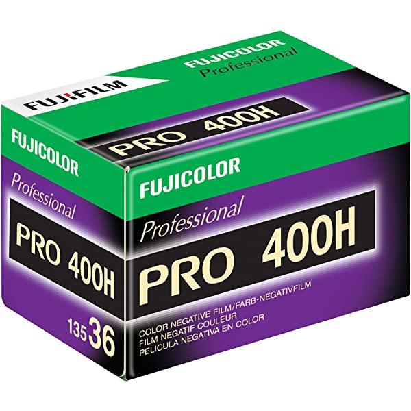 Fujifilm Pro 400H film (Pic: Fujifilm)