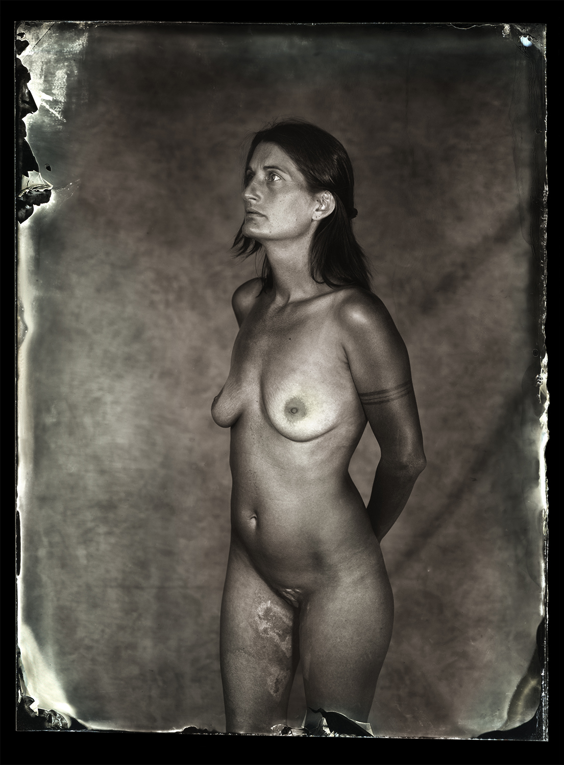 Nude of woman (Pic: Cleemnt Marion)