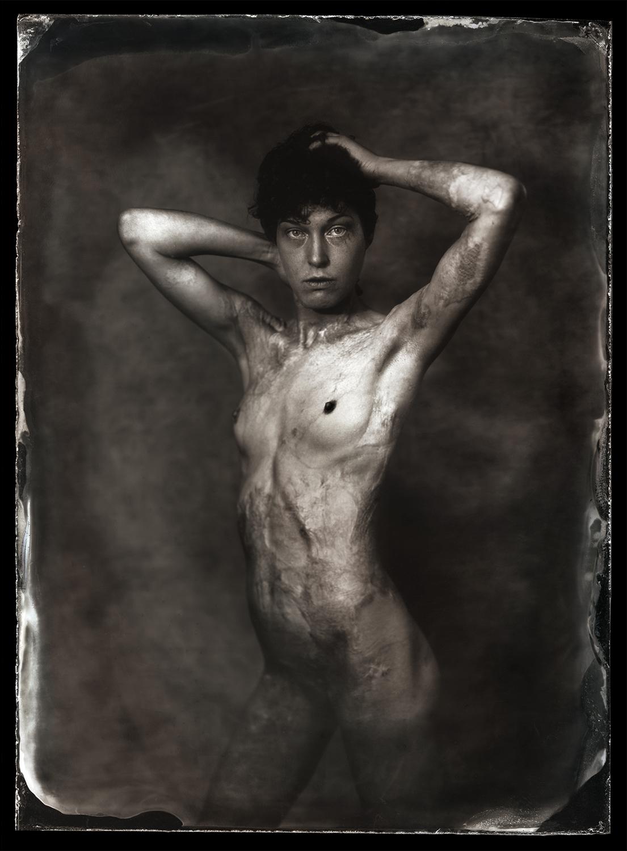 Nude portrait (Pic: Clement Marion)
