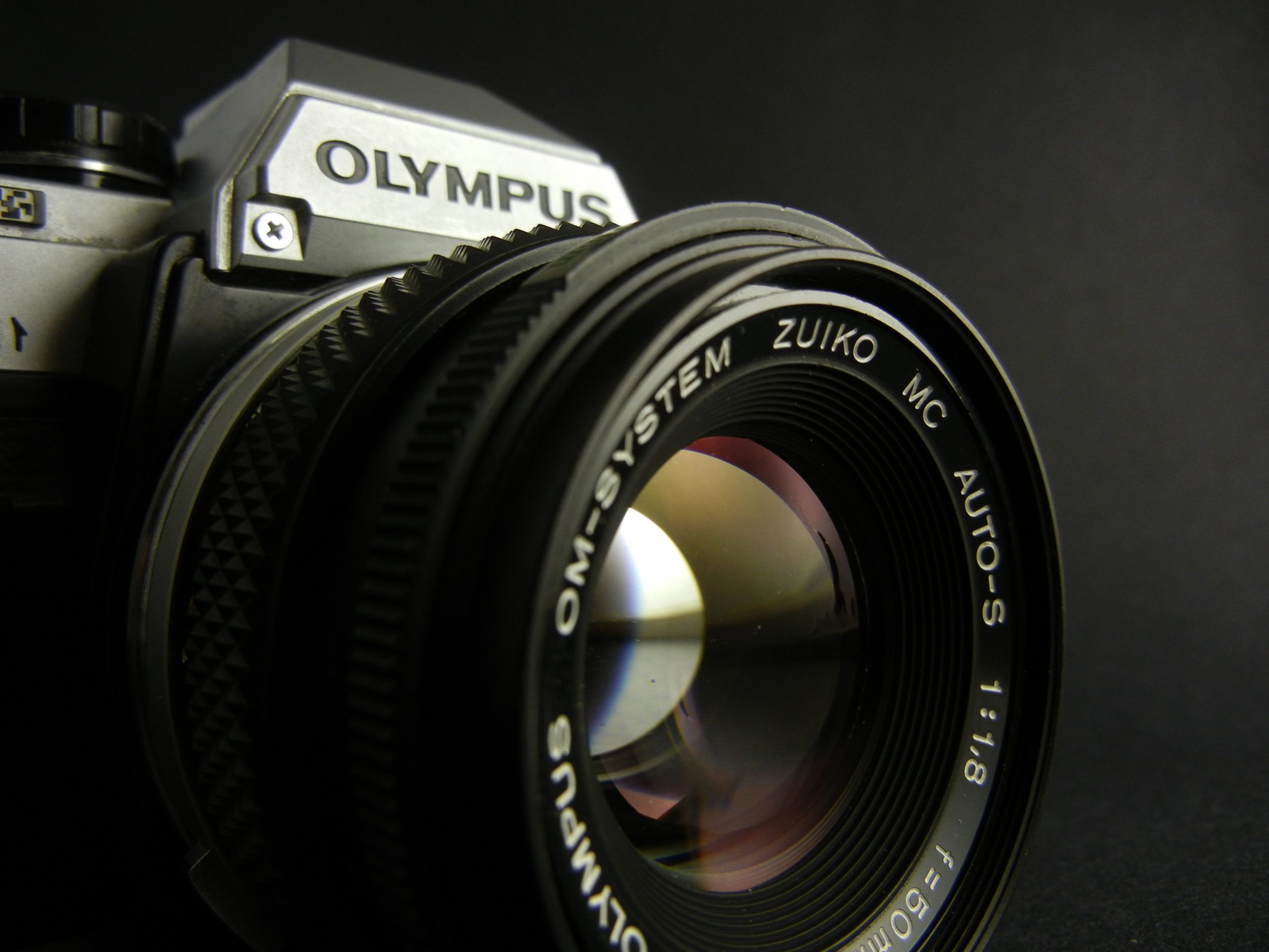 Olympus OM-10 (Pic: Gerry Lauzon/Wikimedia Commons)