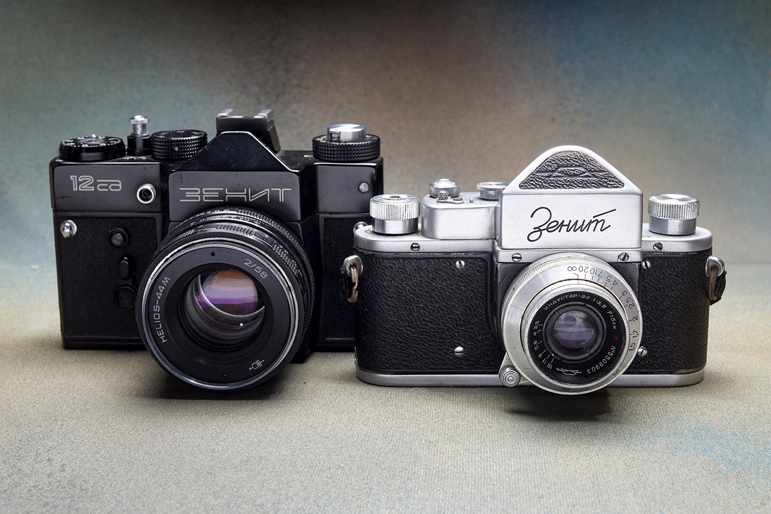 Zenit-12SD and Zenit-1 (Pic: Jay Javier)
