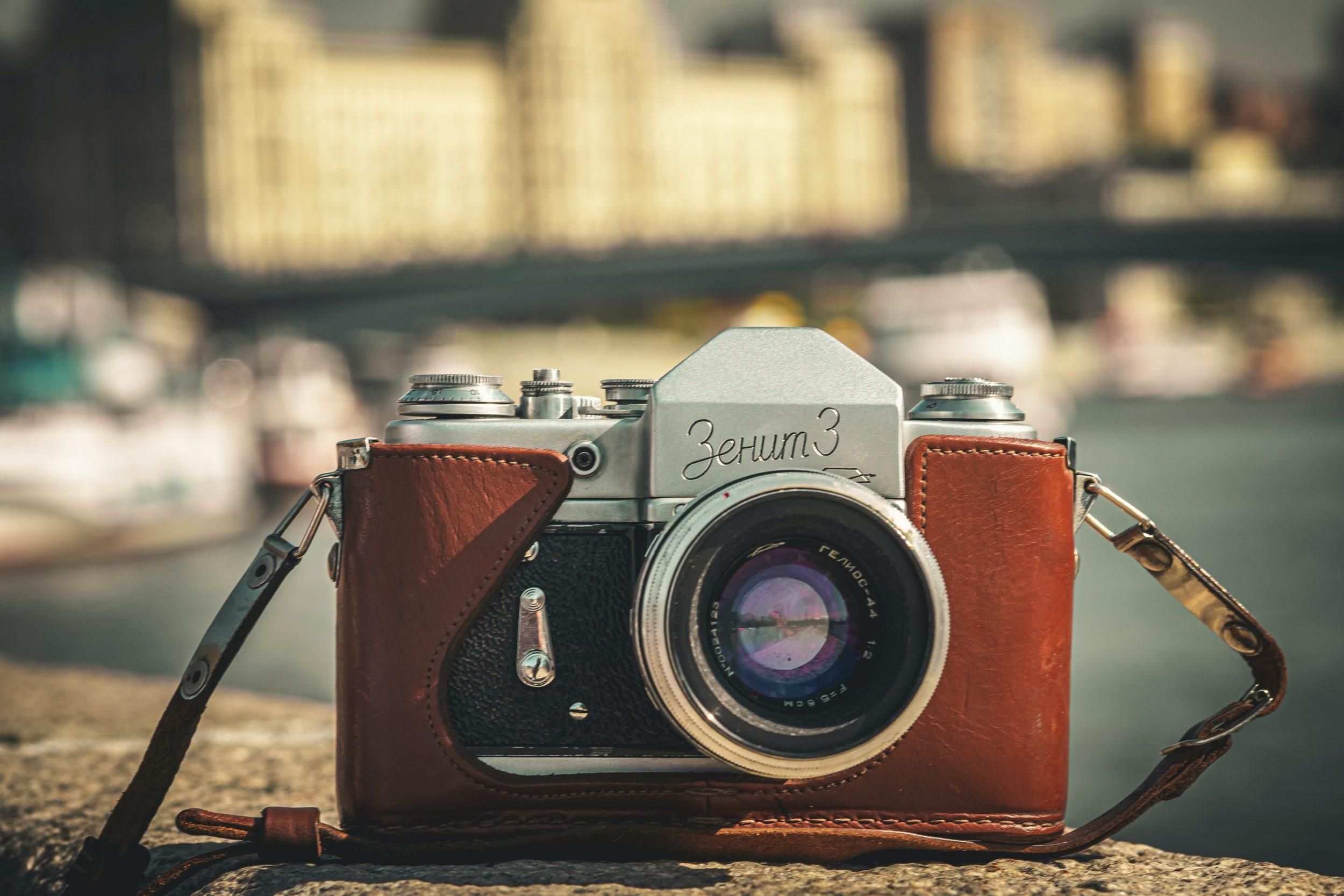 Zenit-3 camera (Pic: Artem Beliaikin/Pexels)