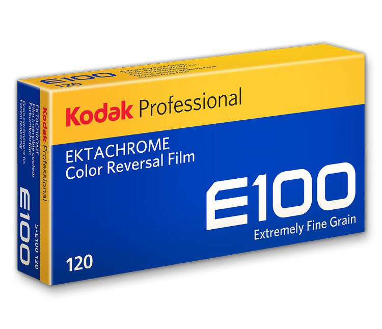 Kodak E100