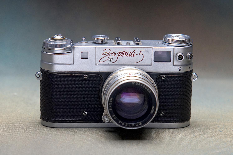 Zorki-5 (Pic: Jay Javier)