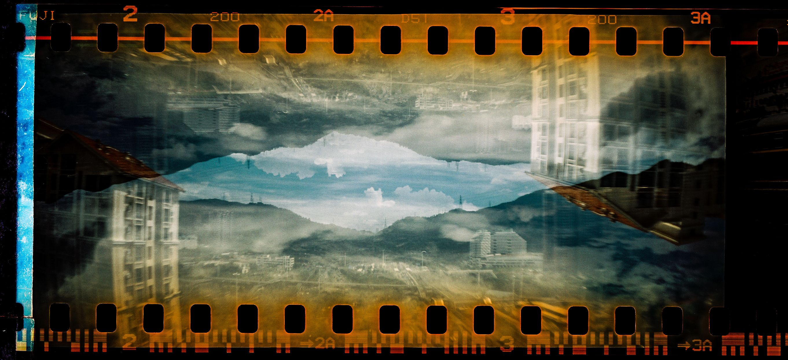 Double exposure (Pic: Jay SE1)