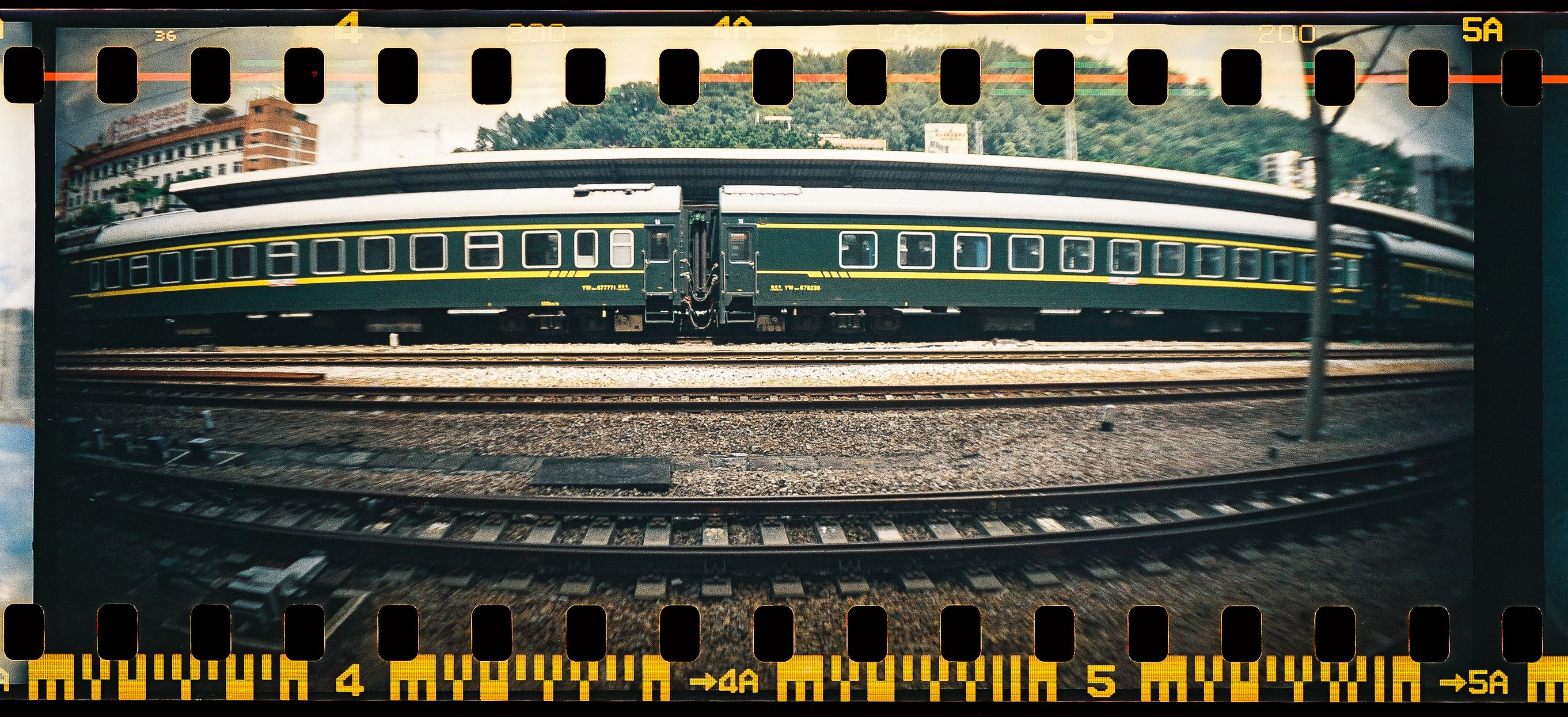 Chinese trains (Pic: Jay SE1)