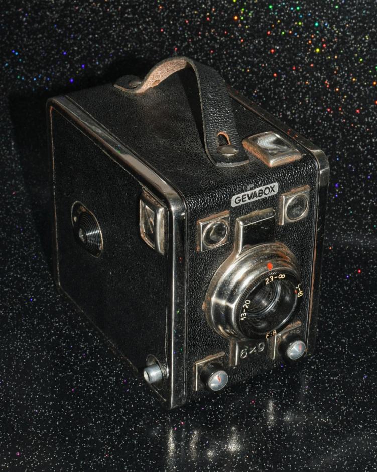 Gevabox (Pic: Keith Walker)