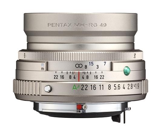 HD Pentax-FA 31/1.8 (Pic: Ricoh)