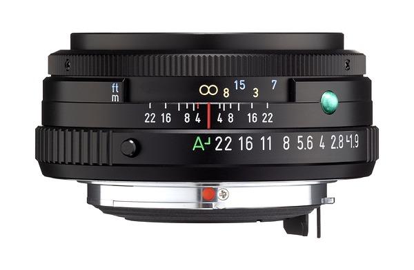 HD Pentax-FA 43/1.9 (Pic: Ricoh)