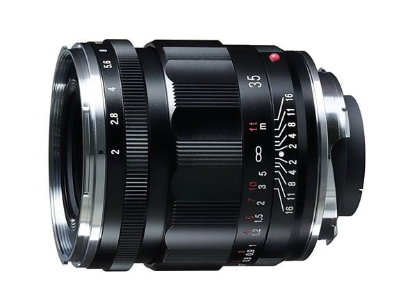 Voigtlander Apo-Lanthar 35mm F2 Aspherical lens (Pic: Cosina)
