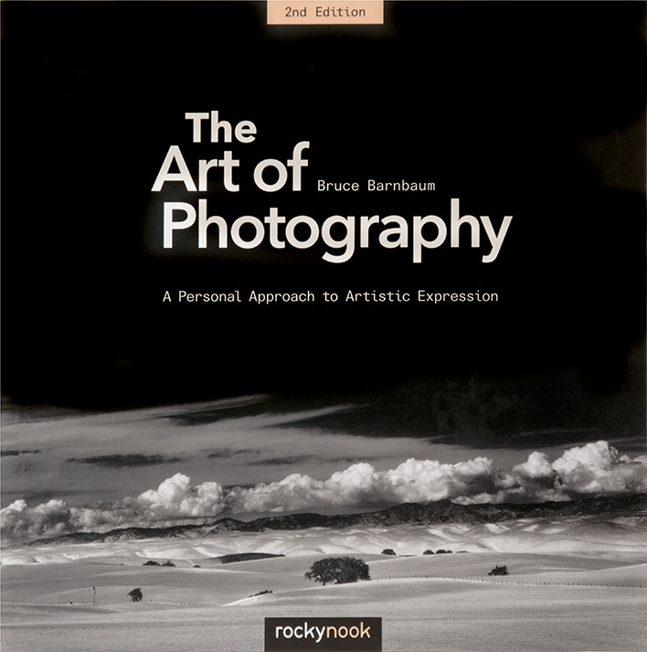 The Art of Photography cover (Pic: Bruce Barnbaum/Rocky Nook)