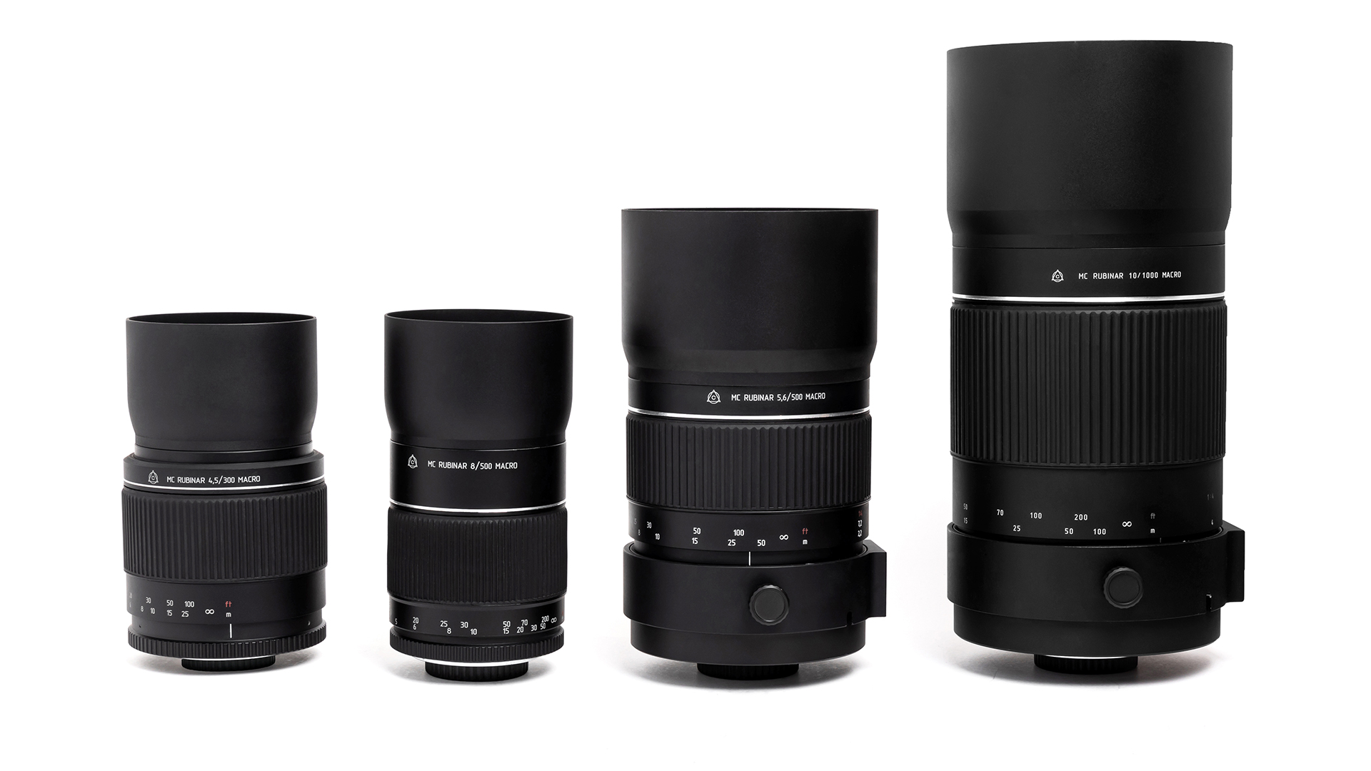 Rubinar mirror lenses (Pic: Shvabe)