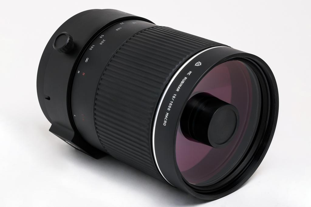 Rubinar 1000/10 lens (Pic: Shvabe)