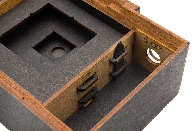 Minuta Stereo interior (Pic: Oczko Stereo/Kickstarter)