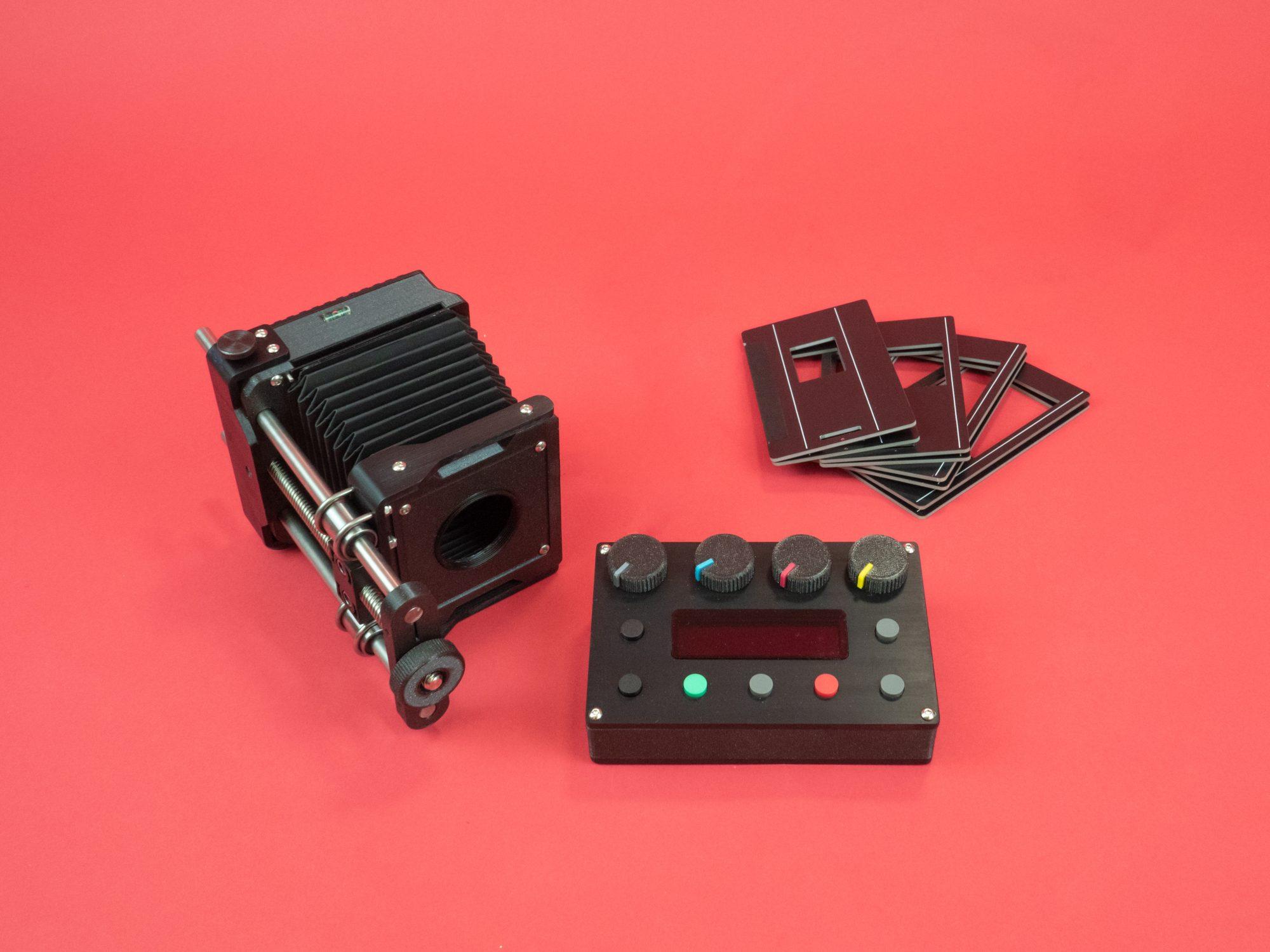 Intrepid Camera enlarger (Pic: Intrepid Camera)