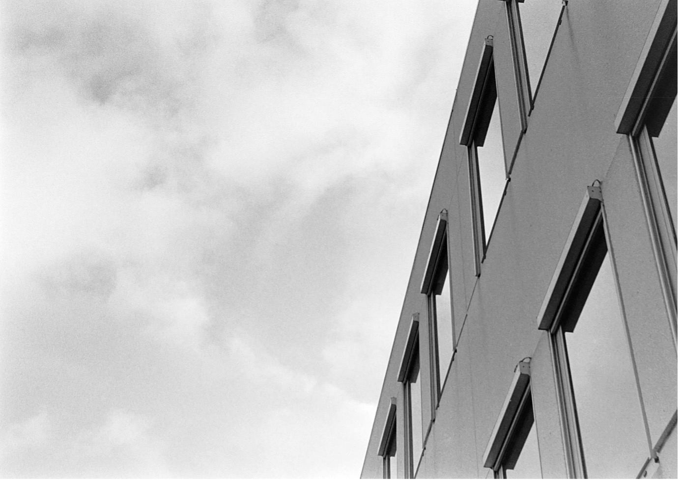Building and sky (Pic: Hubregt Visser)