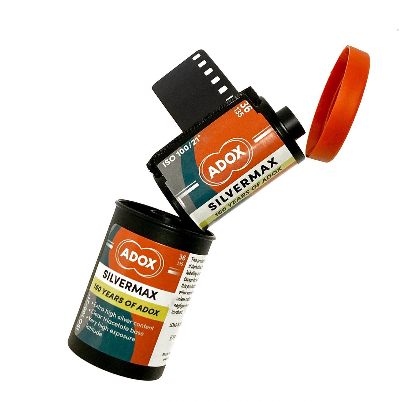 Adox Silvermax rolls (Pic: Adox)