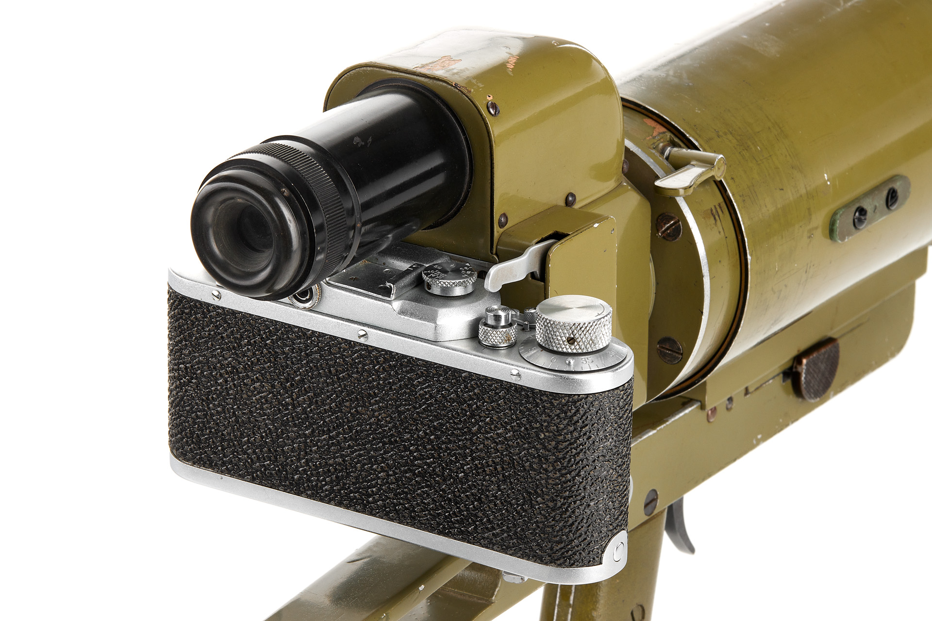 Close-up of camera back (Pic: Leitz Photographica Auction)