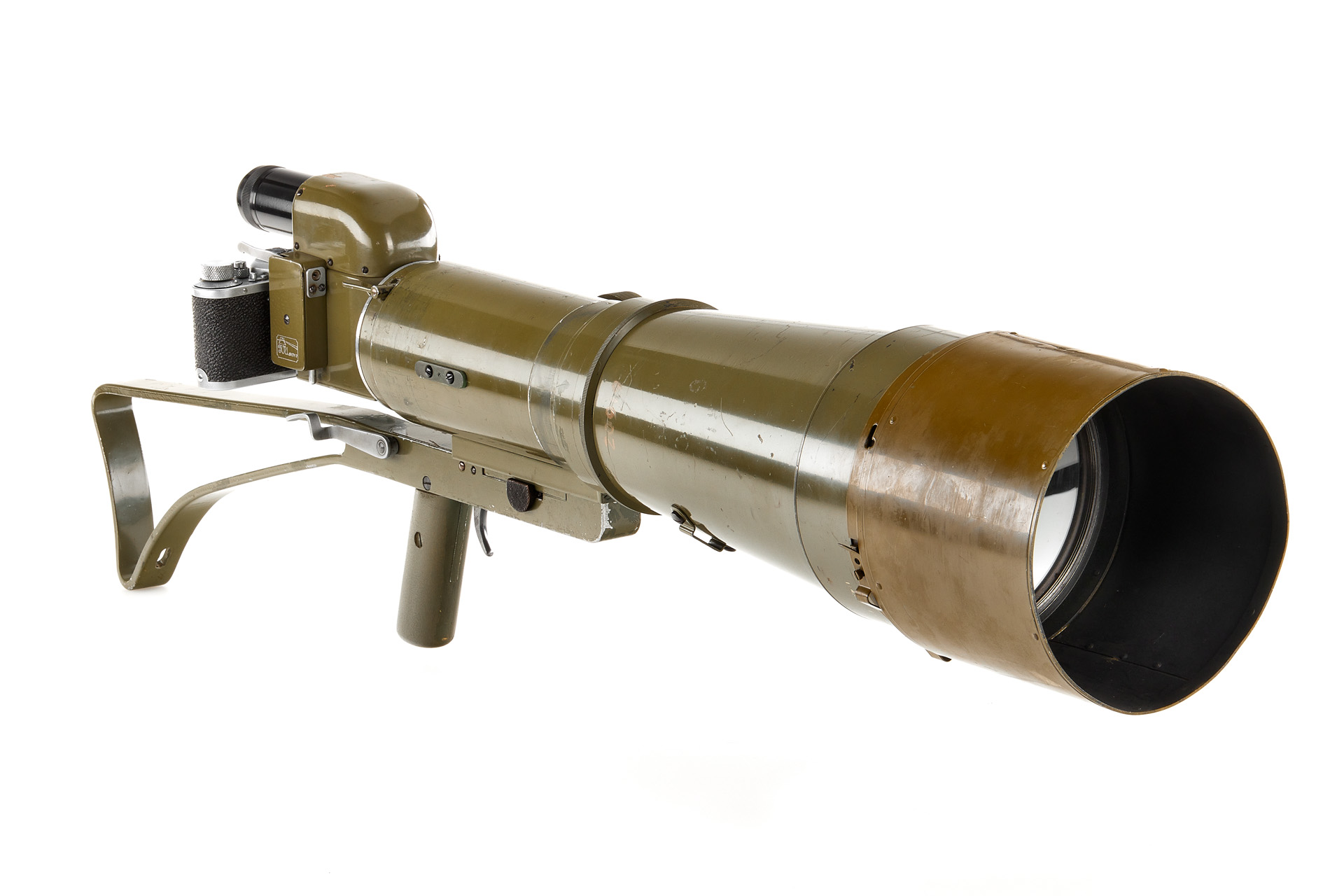 Soviet GOI FS-3 Fotosniper (Pic: Leitz Photographica Auction)