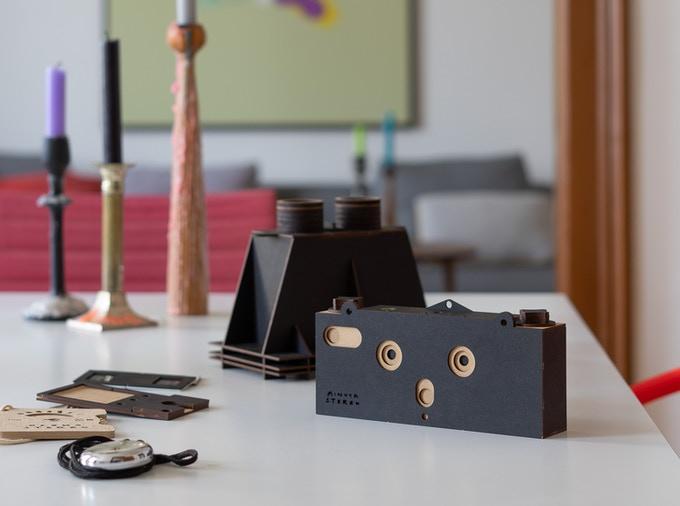 Minuta stereo camera and viewer (Pic: Oczko Stereo/Kickstarter)