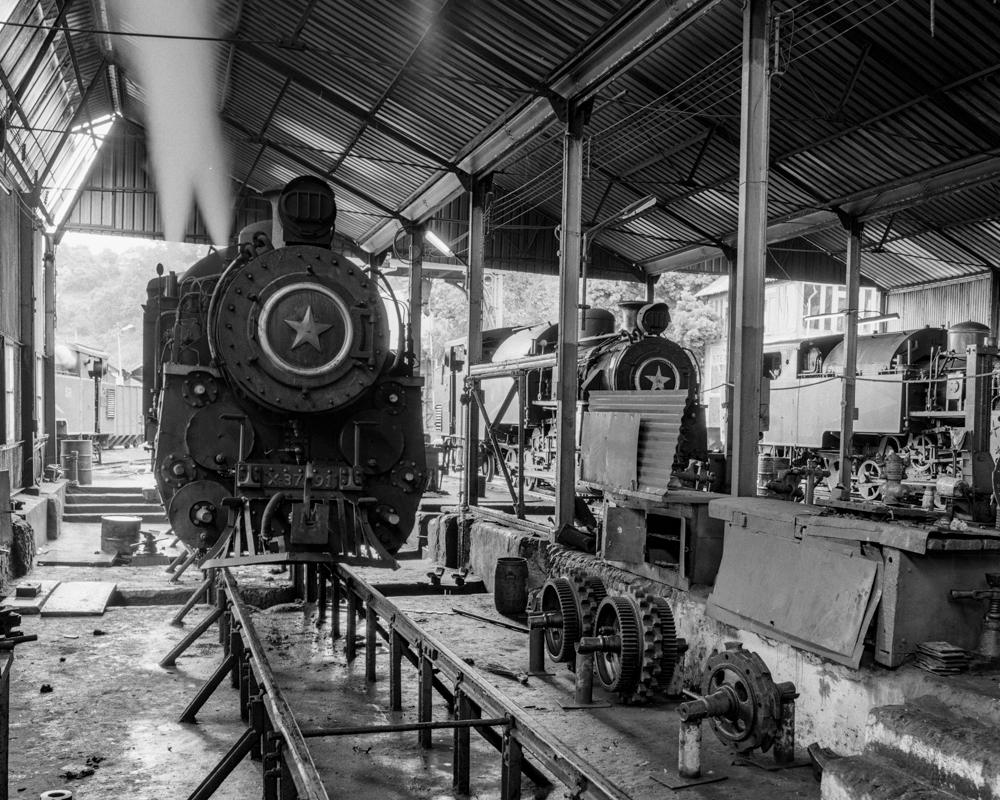 Steam train workshop (Pic: Nandakumar Narasimhan)