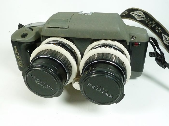 RBT X-3 camera (Pic: Rare Vintage Photography/Catawiki)