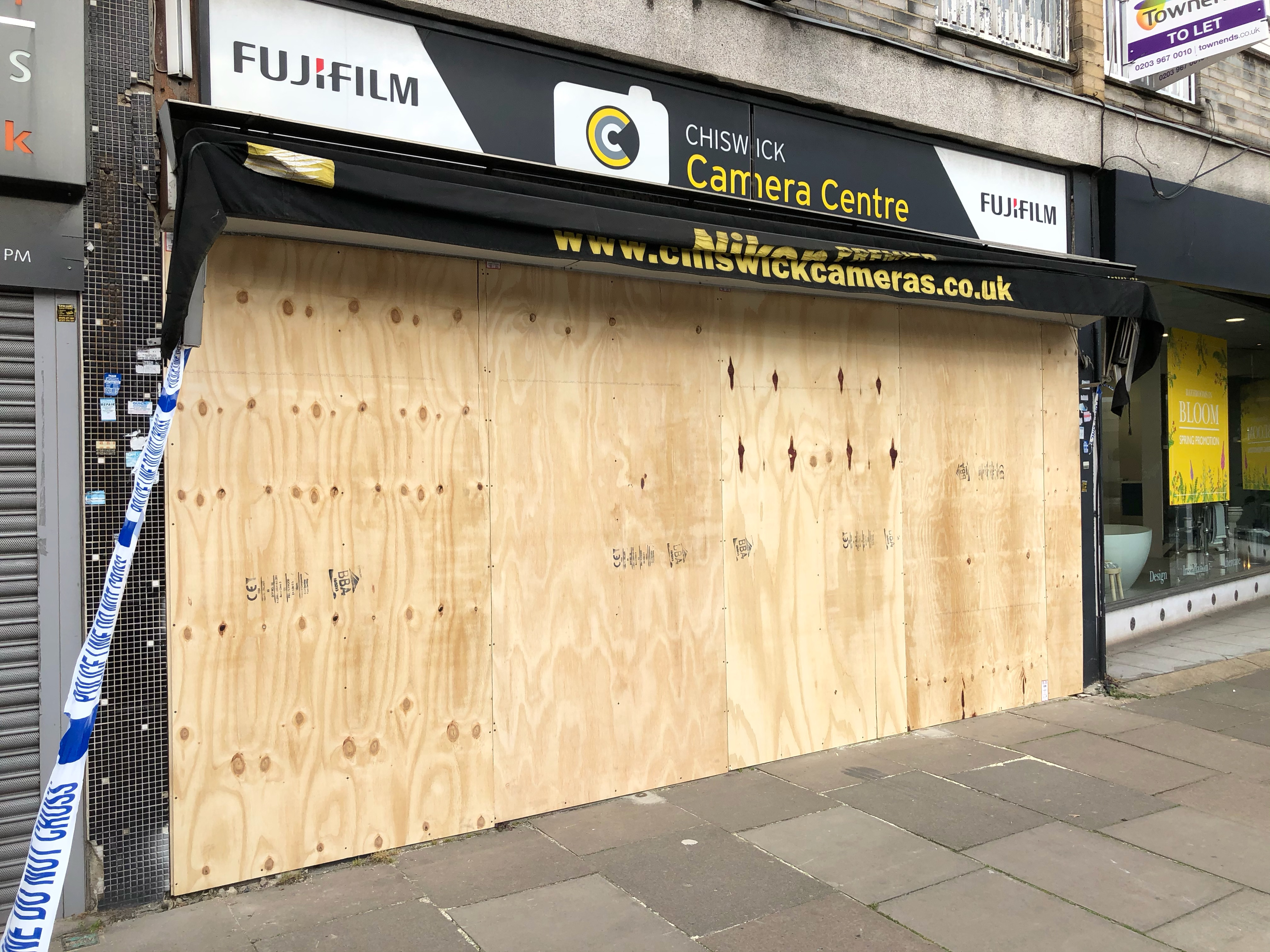 Chiswick Camera Centres (Pic: Andy Sands)
