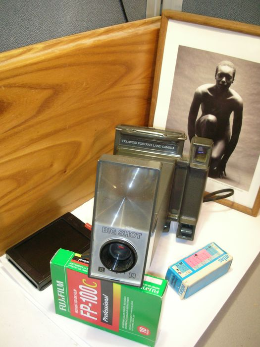 Polaroid Big Shot (Pic: User-055bb5e/Catawiki)