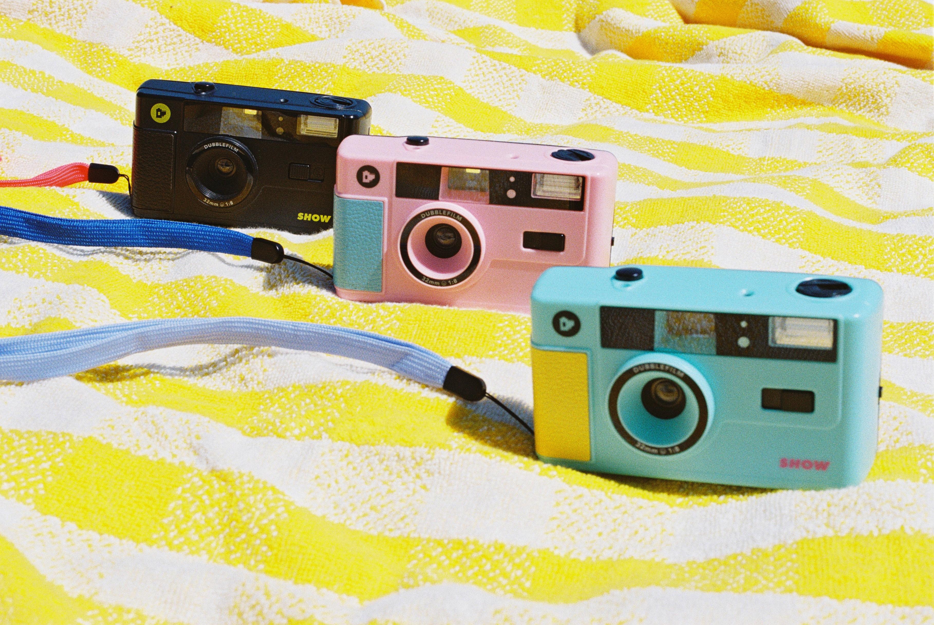Dubblefilm SHOW cameras (Pic: Dubblefilm)