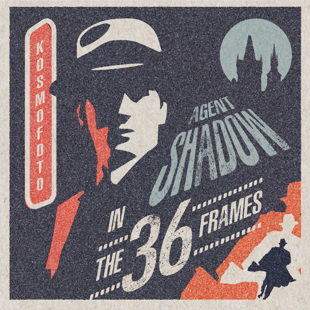 'The 36 Frames' cover (Pic: My Mate Does Art)