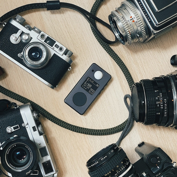 Negative Supply LM1 and cameras (Pic: Negative Supply)