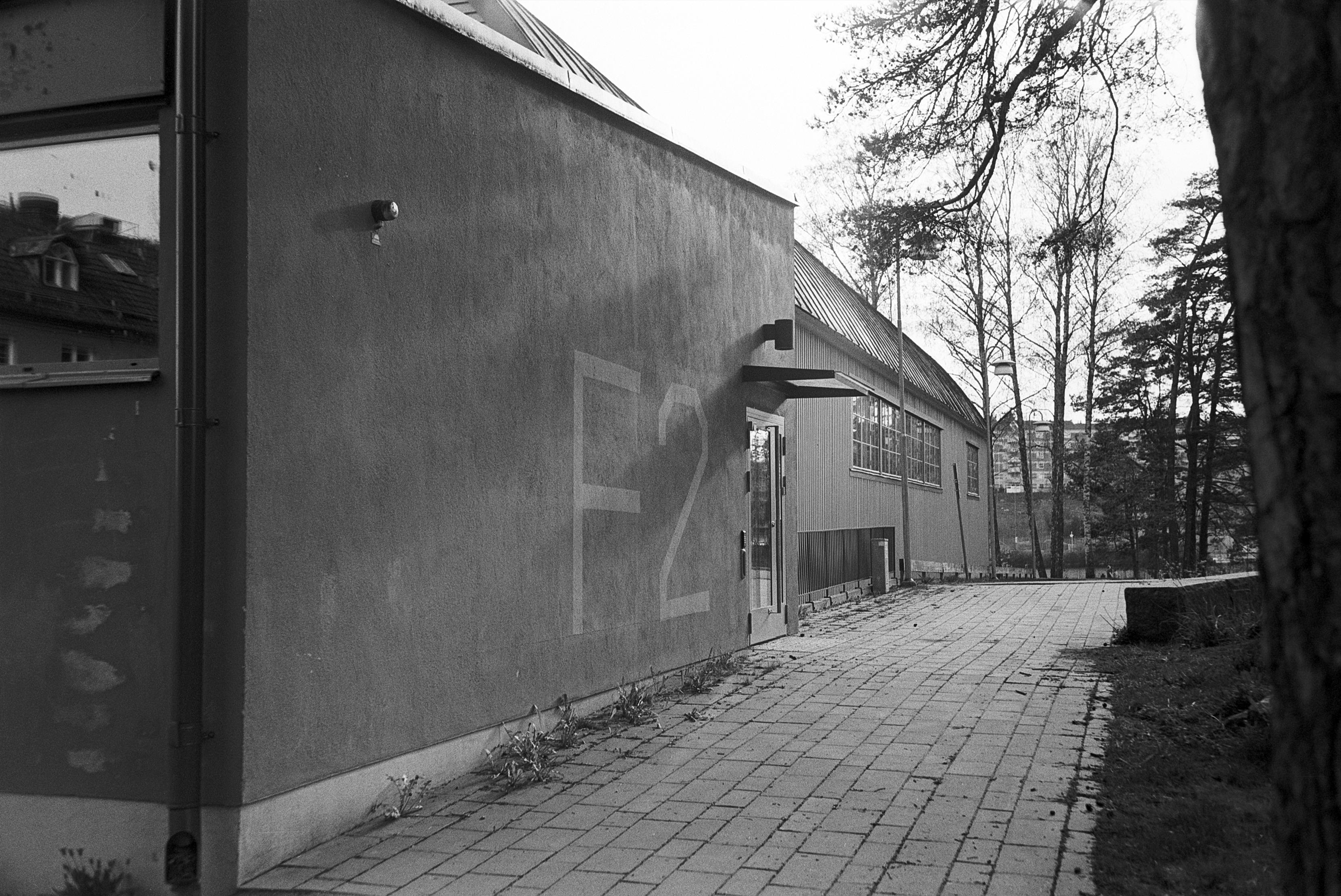 F2 base buildings (Pic: Skoge Farman)