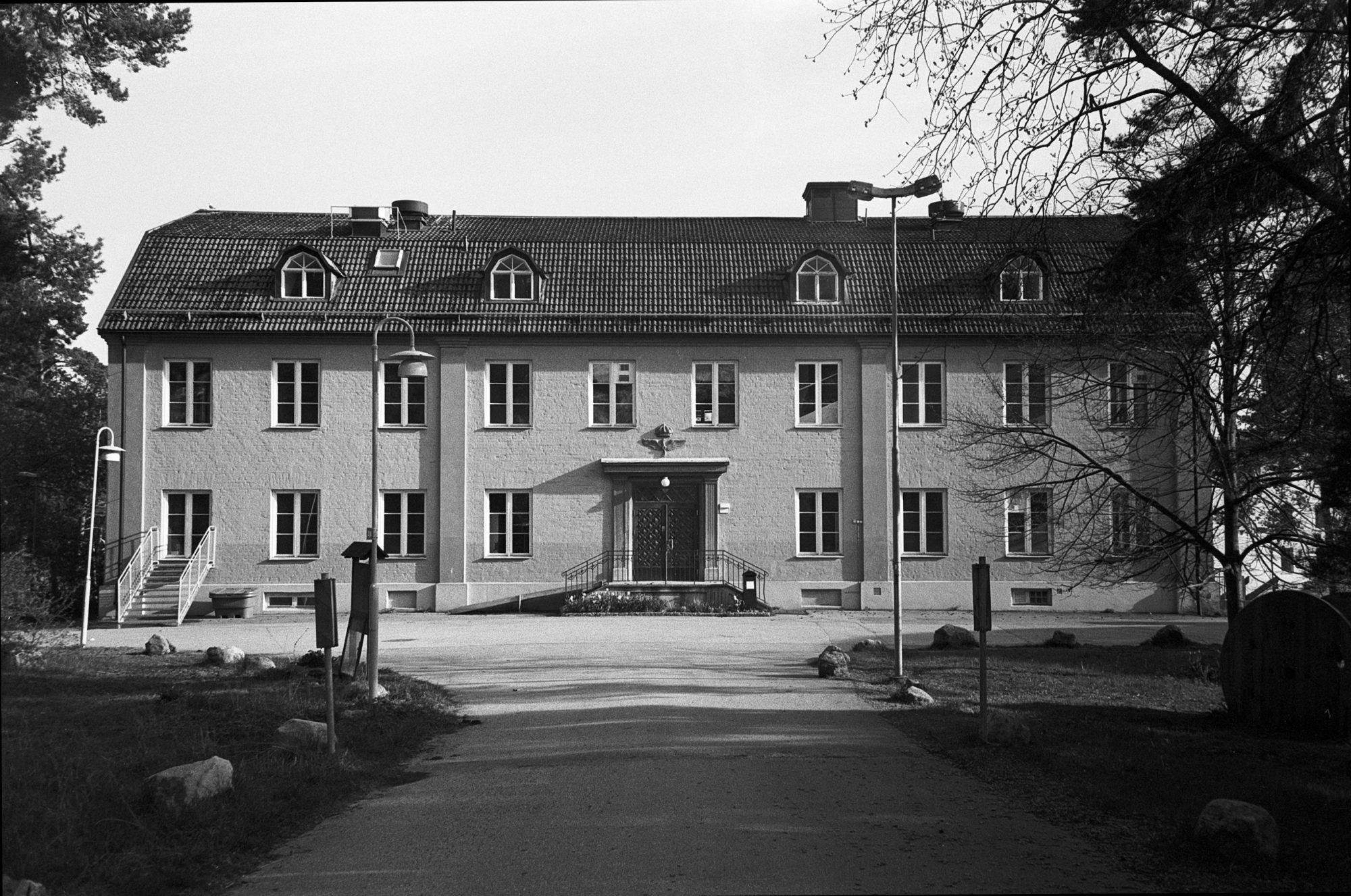 Large Swedish house (Pic Skoge Farman)