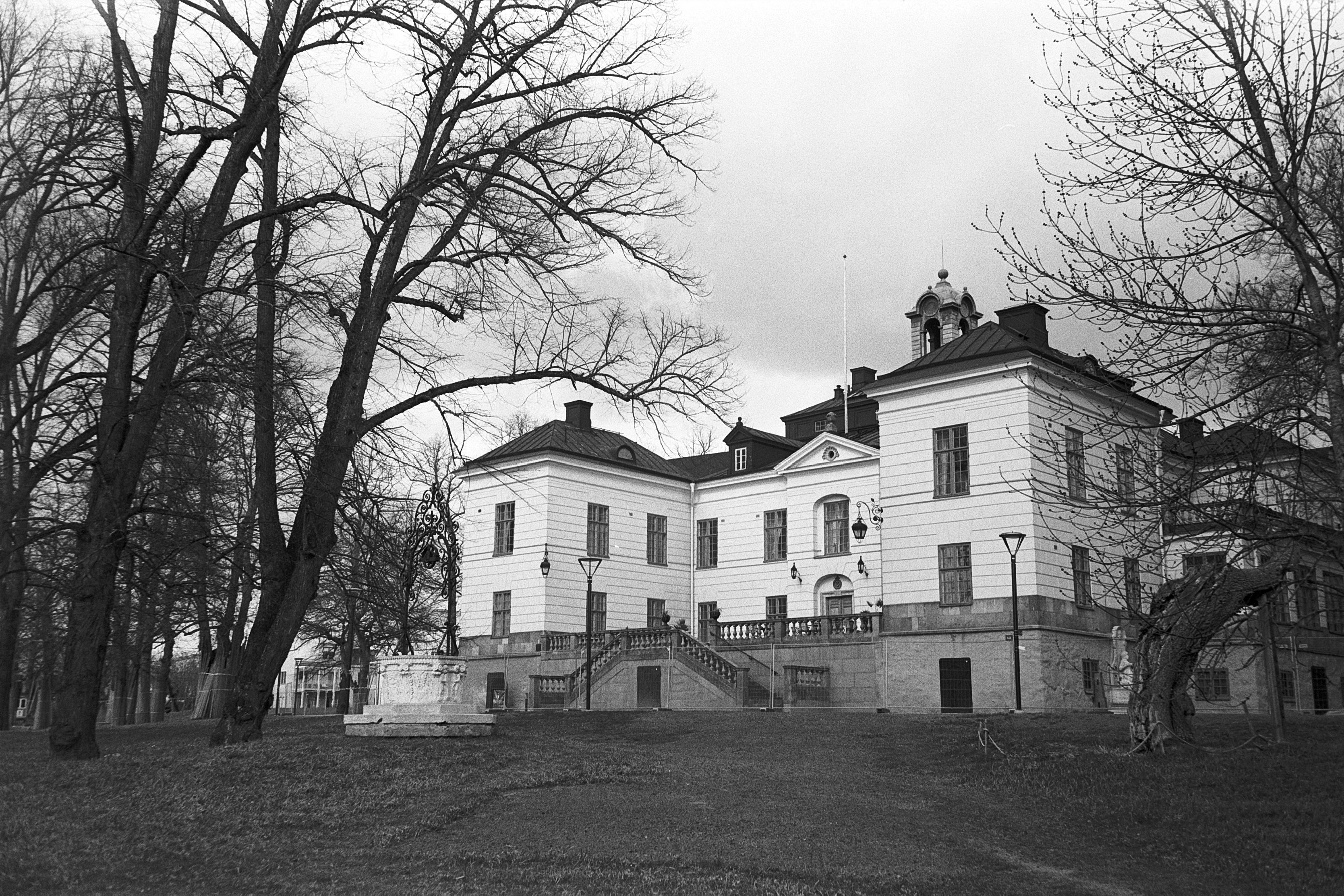 Näsby manor (Pic: Skoge Farman)