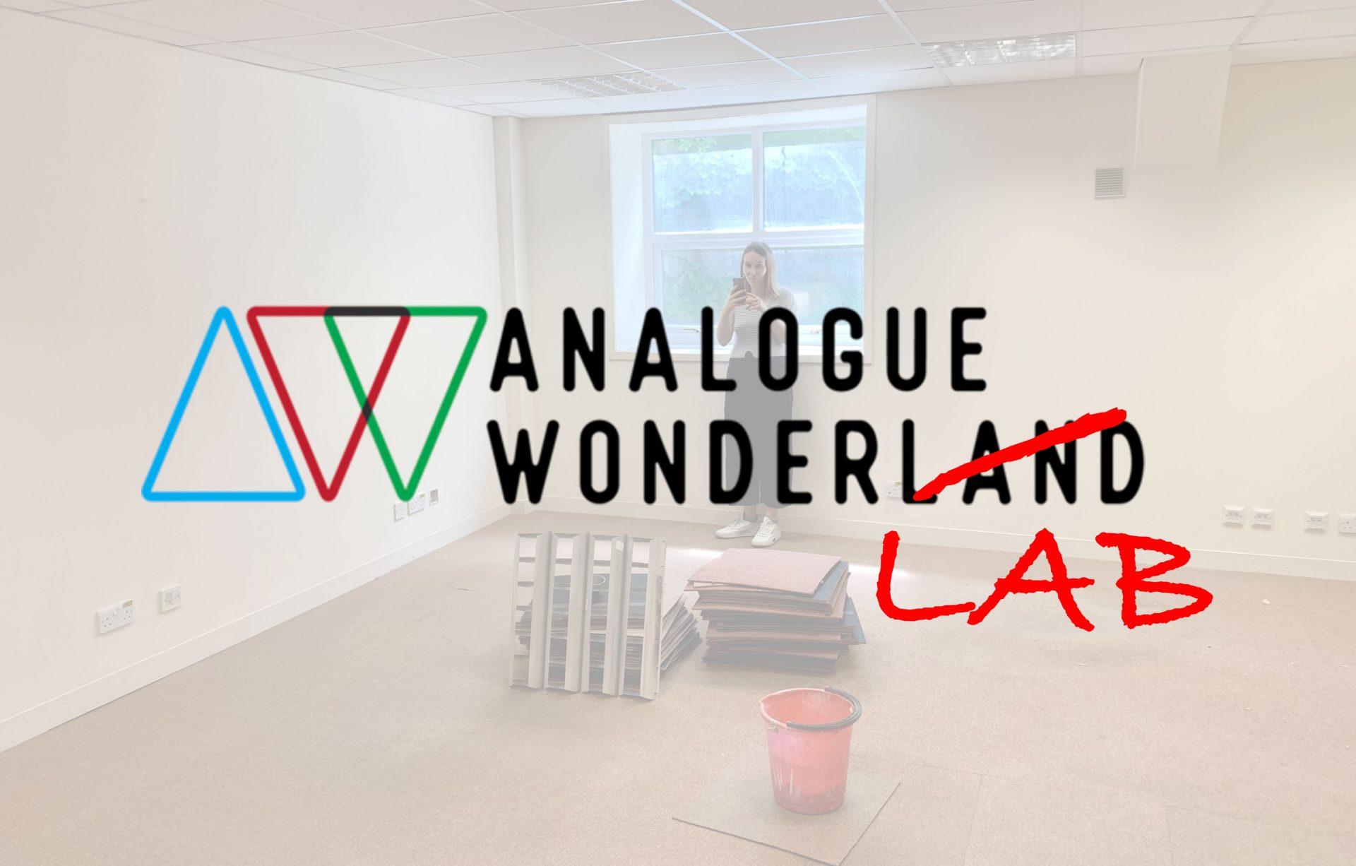 Analogue Wonderlab graphic (Pic: Analogue Wonderland)