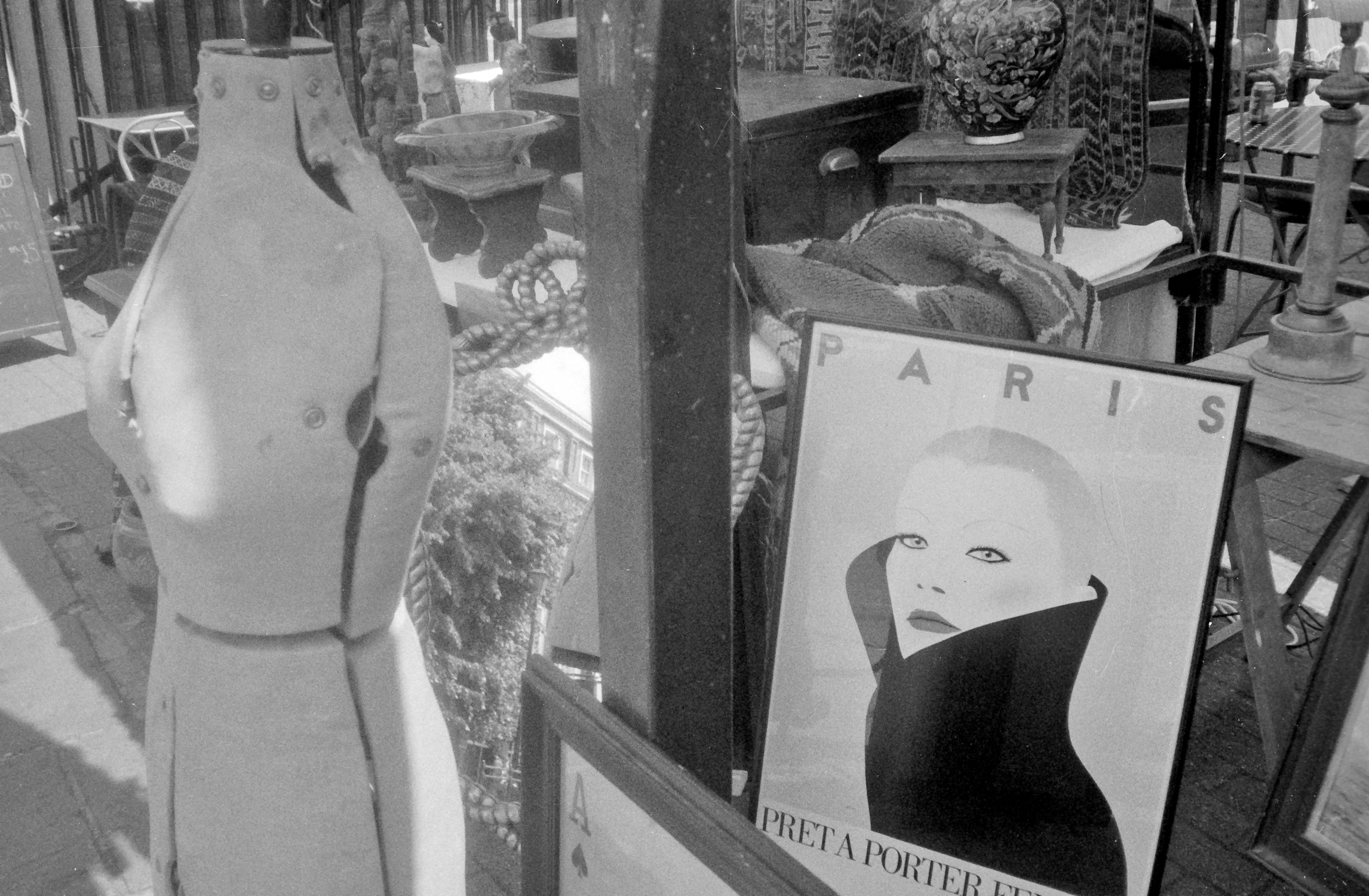 Items in flea market (Pic: Stephen Dowling)