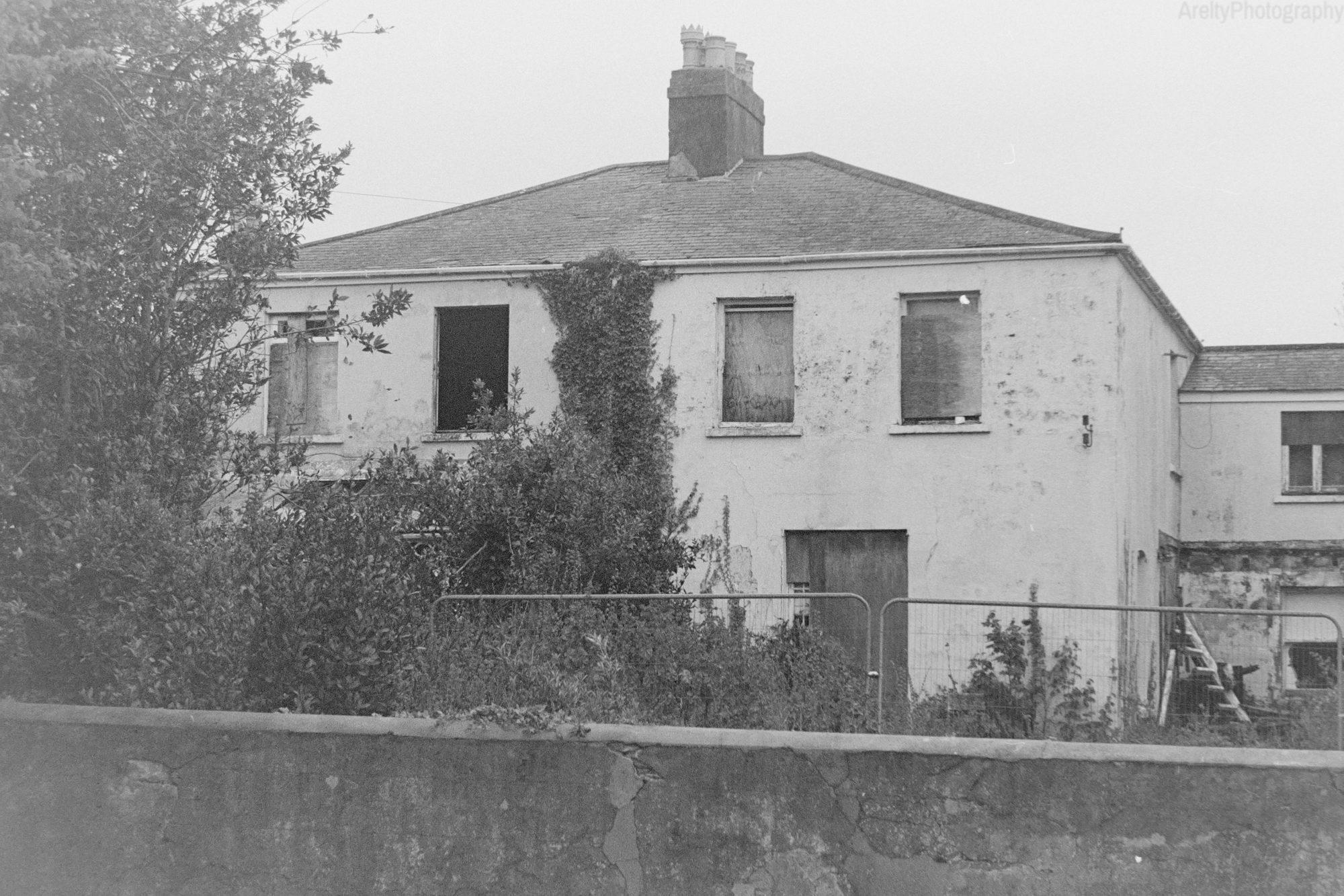 Derelict house (Pic: Rachael Tabone)