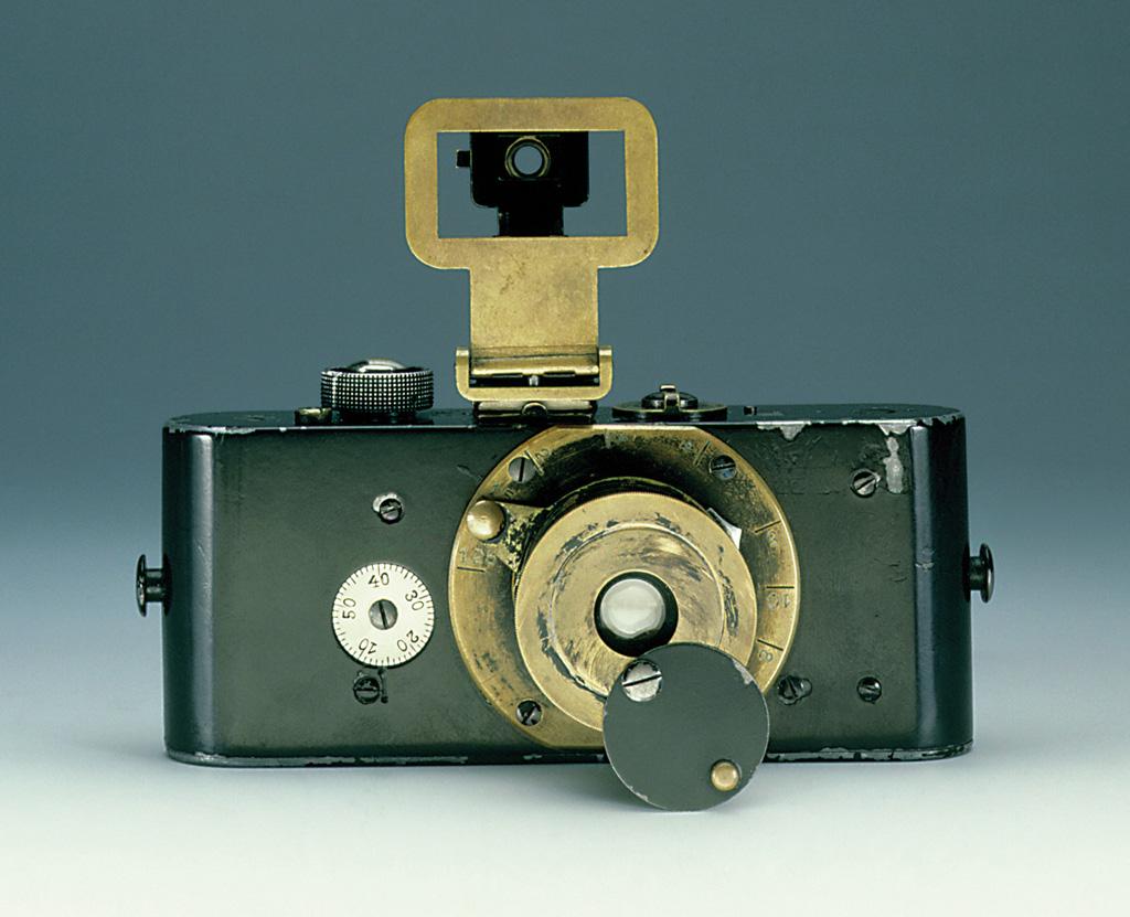 Ur-Leica (Pic: Leitz AG)