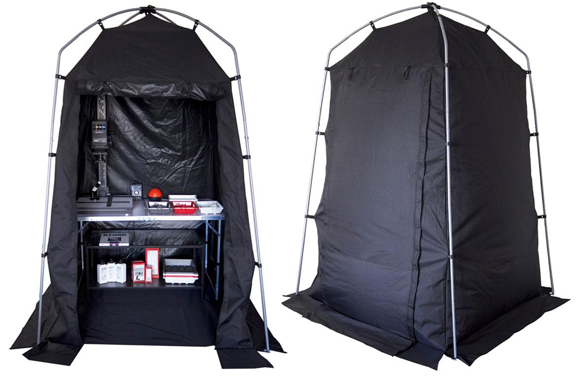 Ilford Photo Pop-Up Darkroom Tent